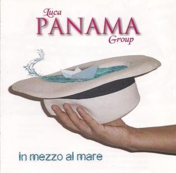 Panama Group - In mezzo al mare - cover